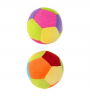 Educational Ball with Rattle - Assorted